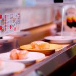 回転寿司 VS ダイエット!